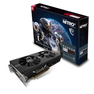 SAPPHIRE NITRO+ Radeon™ RX 570 8GD5
